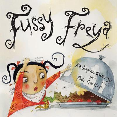Fussy Freya Cover Image