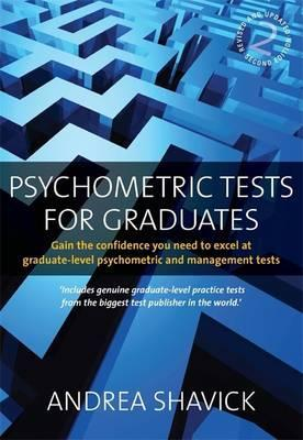 Psychometric Tests for Graduates 2nd Edition
