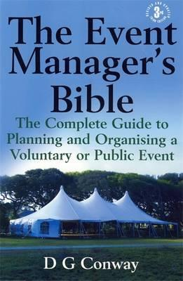 The Event Manager's Bible 3rd Edition Cover Image