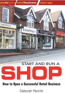Start and Run a Shop Cover Image
