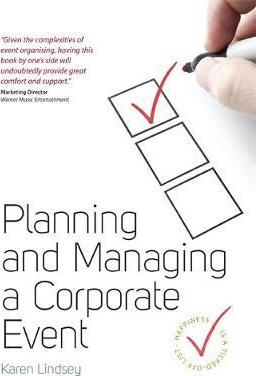 Planning and Managing a Corporate Event