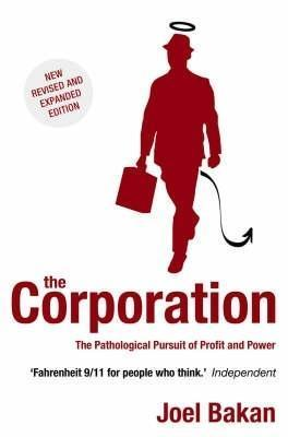 pdf the corporation the pathological pursuit of profit and power