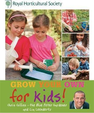 RHS Grow Your Own: For Kids Cover Image
