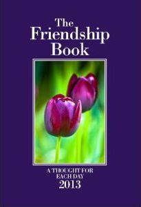 The Friendship Book 2013
