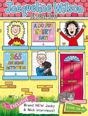 Jacqueline Wilson Annual 2017  365 Awesome Activities!
