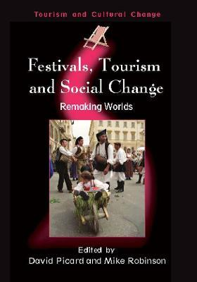 Festivals, Tourism and Social Change Cover Image