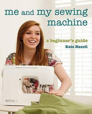 Me And My Sewing Machine Cover Image