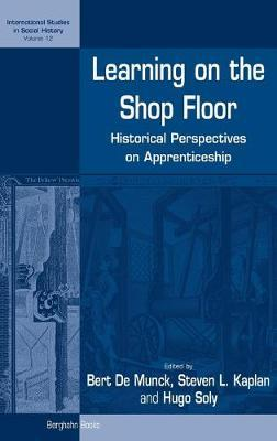 d33238f48f6365 Learning on the Shop Floor   Historical Perspectives on Apprenticeship