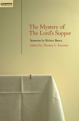 Mystery of the Lord's Supper Cover Image