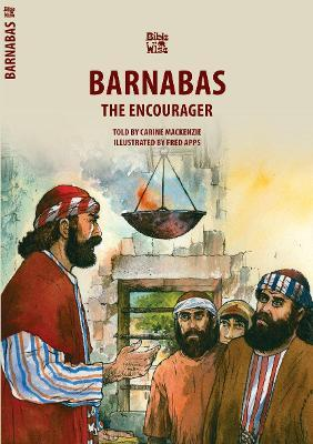 Barnabas Cover Image