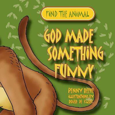 God Made Something Funny Cover Image