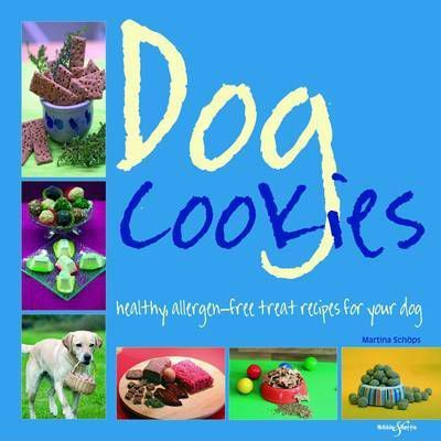 Dog Cookies Cover Image