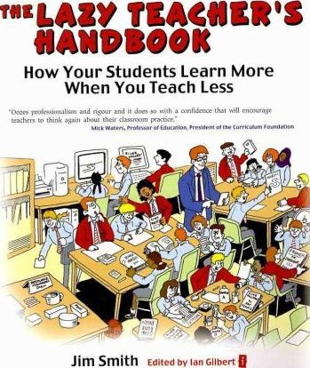 The Lazy Teacher's Handbook Cover Image