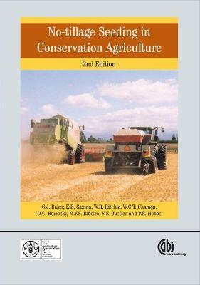 No Tillage Seeding in Conservation Agric