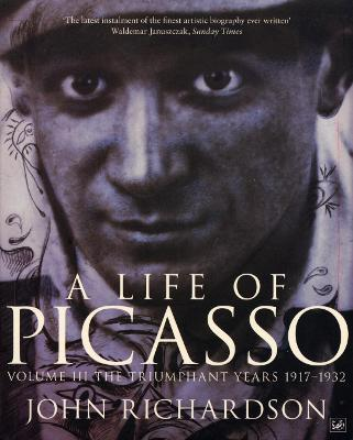A Life Of Picasso Volume III Cover Image