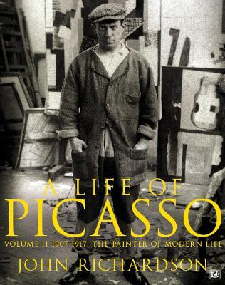 A Life of Picasso Volume II Cover Image