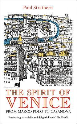 The Spirit of Venice Cover Image