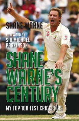 Shane Warne's Century Cover Image