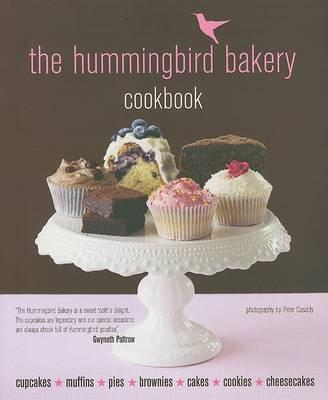 Hummingbird Bakery Cookbook Cover Image