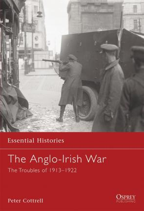 The Anglo-Irish War Cover Image