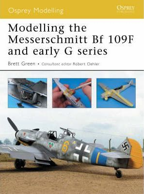 Modelling the Messerschmitt Bf 109f and Early G Series
