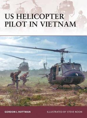 US Helicopter Pilot in Vietnam Cover Image