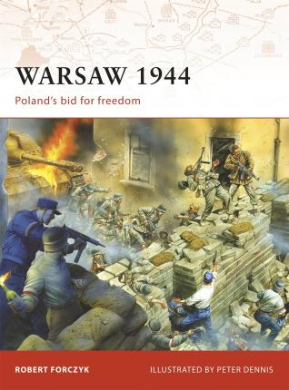 Warsaw 1944 Cover Image