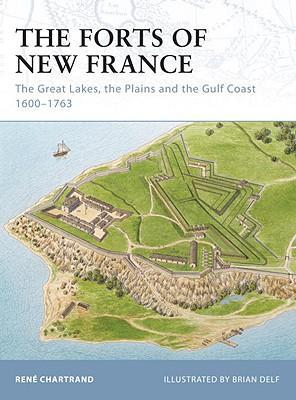 The Forts of New France Cover Image