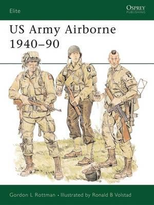 US Army Airborne 1940-90