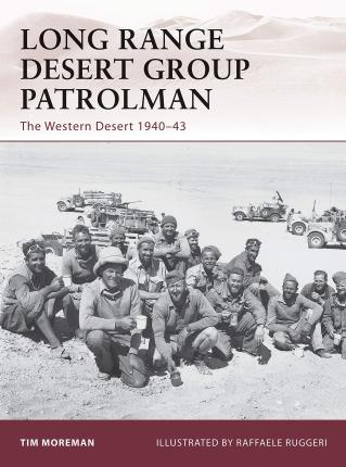 Long Range Desert Group Patrolman