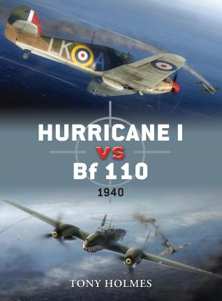 Hurricane Vs. Bf 110