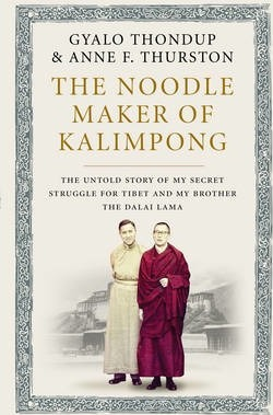 The Noodle Maker of Kalimpong Cover Image