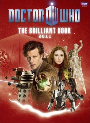 The Brilliant Book of Doctor Who 2011 Cover Image
