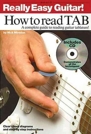 Really Easy Guitar] How To Read TAB : Nick Minnion