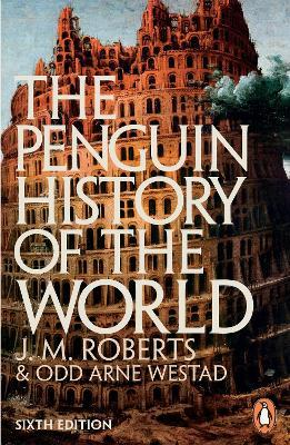 The Penguin History of the World Cover Image