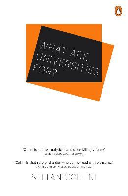 What are Universities For?