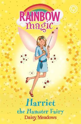 Rainbow Magic: Harriet the Hamster Fairy Cover Image