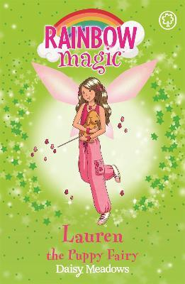 Rainbow Magic: Lauren The Puppy Fairy Cover Image