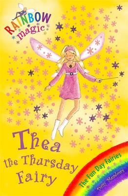 Rainbow Magic: Thea The Thursday Fairy Cover Image