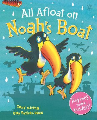 All Afloat on Noah's Boat Cover Image