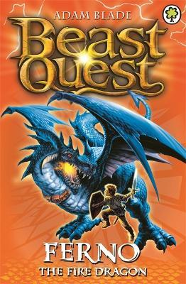 Beast Quest: Ferno the Fire Dragon