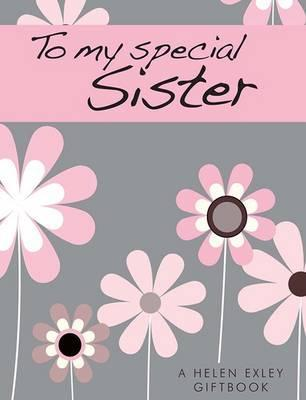 To My Special Sister