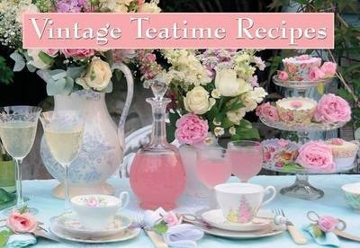 Vintage Teatime Recipes Cover Image