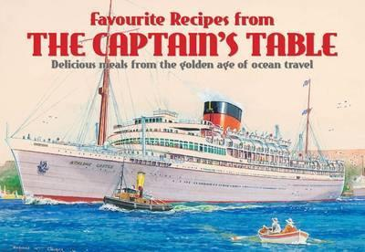 Favourite Recipes from the Captain's Table