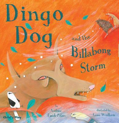 Dingo Dog and the Billabong Storm Cover Image
