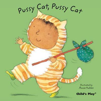 Pussy Cat, Pussy Cat Cover Image