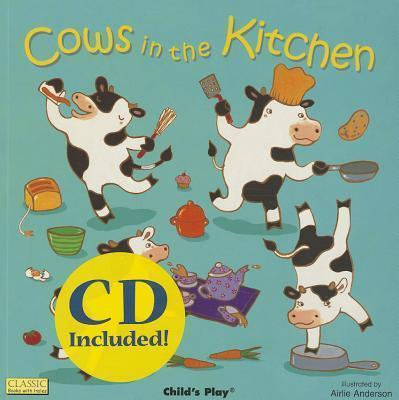 Cows in the Kitchen Cover Image