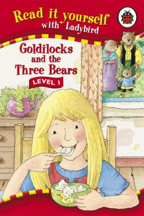 Read It Yourself: Goldilocks and the Three Bears book and CD