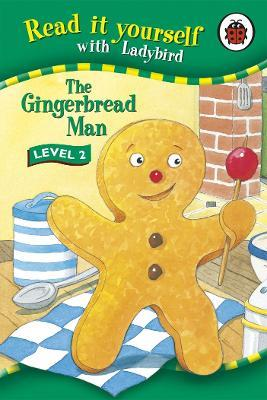 Read It Yourself: The Gingerbread Man book and CD