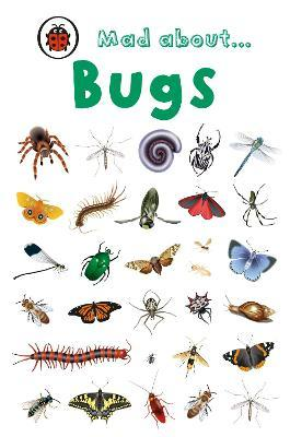 Mad About Bugs Cover Image